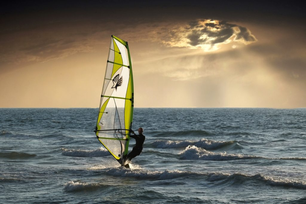 Windsurf - A good excercise