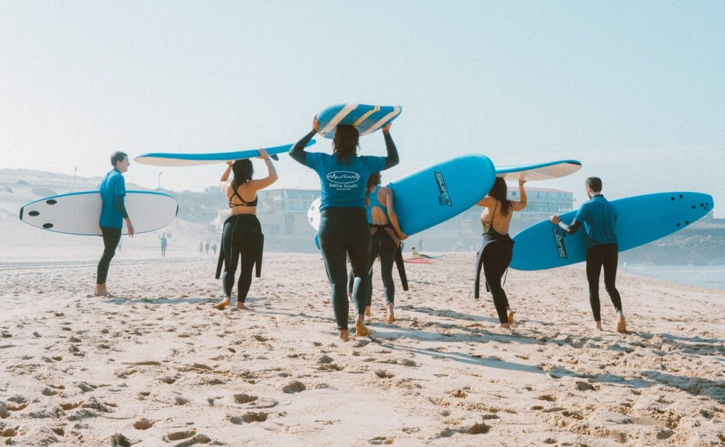 Pro Surfer - Make your self known!