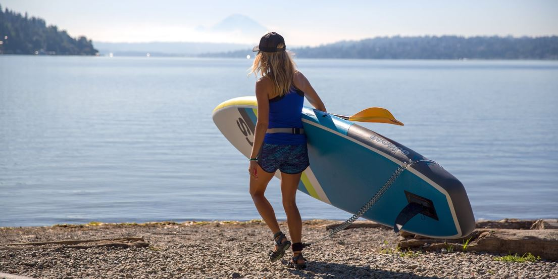 Stand-Up Paddle Boarding (SUP) For Beginners